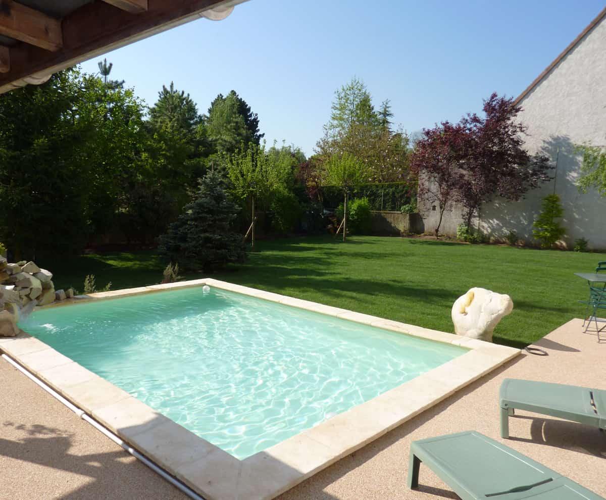 Création de bassins et cascades en Yvelines (78) et Essonne (91)