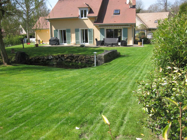 Aménagement et entretien de jardin en Yvelines (78) et Essonne (91)