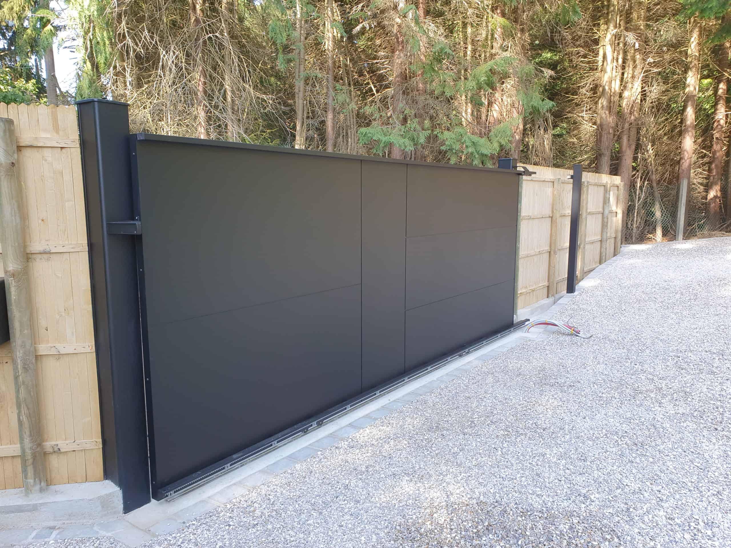 Vente et installation de portail à Rambouillet, Yvelines (78)
